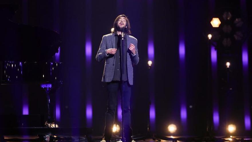 """Salvador Sobral: """"Lo mejor de ganar Eurovisión fue cantar con Caetano Veloso"""""""