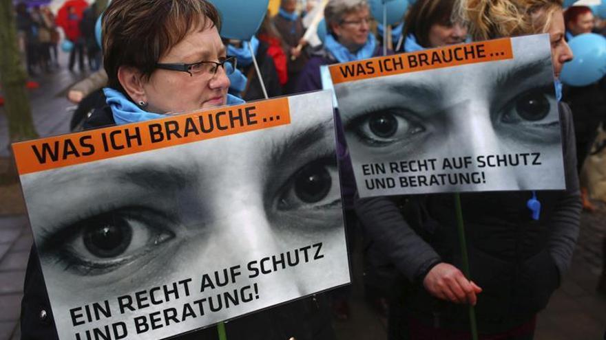 Primera estadística alemana de violencia de género revela 331 muertas en 2015