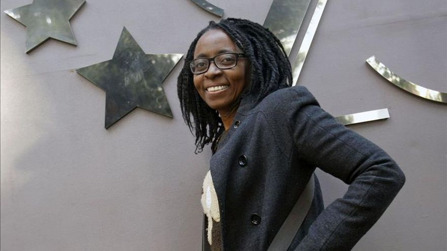 Rita Bosaho, primera diputada negra en el Congreso de los Diputados / EFE