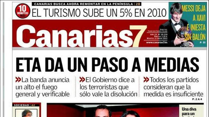 De las portadas del día (11/01/11) #2