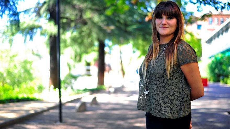"""Rozalén, """"superorgullosa"""" tras poner música a la lucha contra el cáncer de mama"""