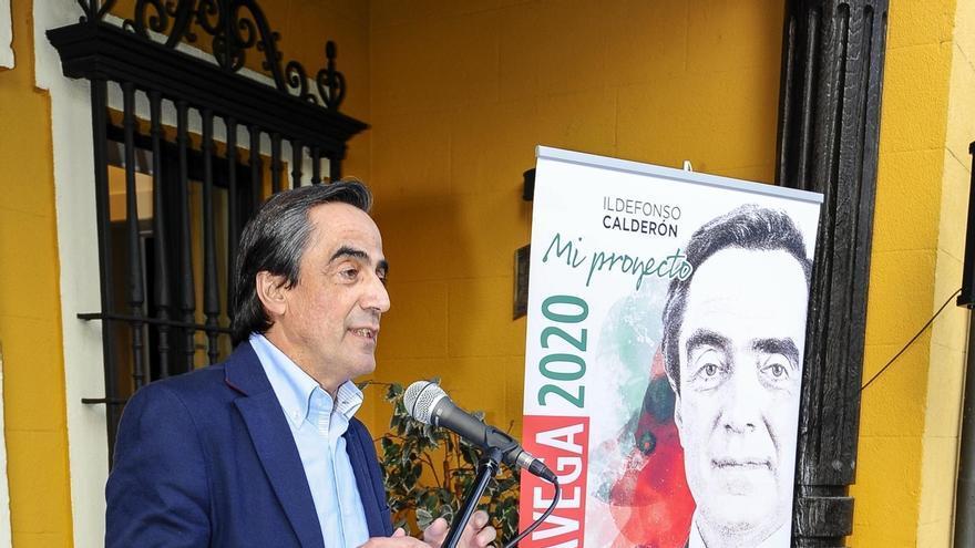 Calderón exigirá un plan de empleo de 15 millones al año para Torrelavega hasta que la tasa de paro baje del 10%