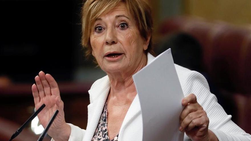 Celia Villalobos urge cerrar las recomendaciones del Pacto de Toledo en octubre