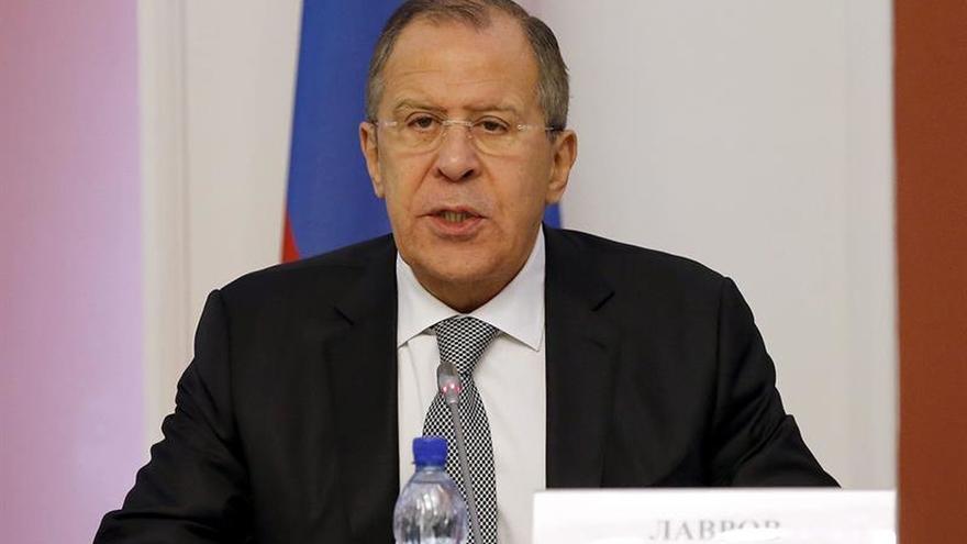 """Lavrov dice que """"Fidel Castro fue un gran hombre en todos los sentidos"""""""