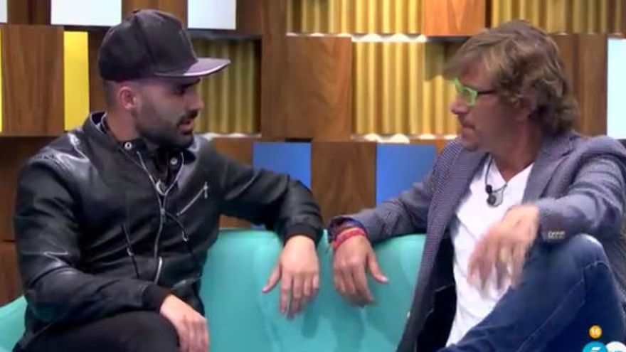 Tutto Durán y Alejandro Abad en GH VIP