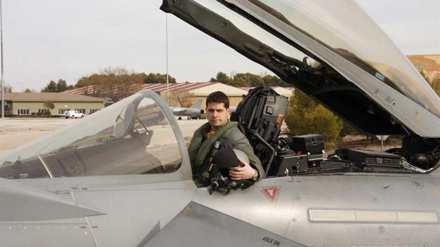 Un año desde el accidente del Eurofighter y todavía se desconocen las causas