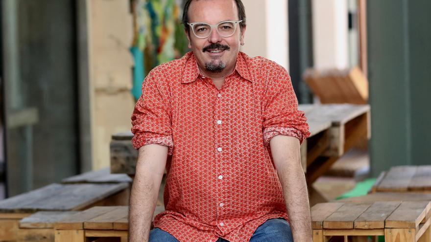 El periodista y escritor Bernardo Gutiérrez.