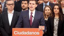 Ciudadanos afrontará lo que quede de legislatura decidido a distanciarse del PP de Casado