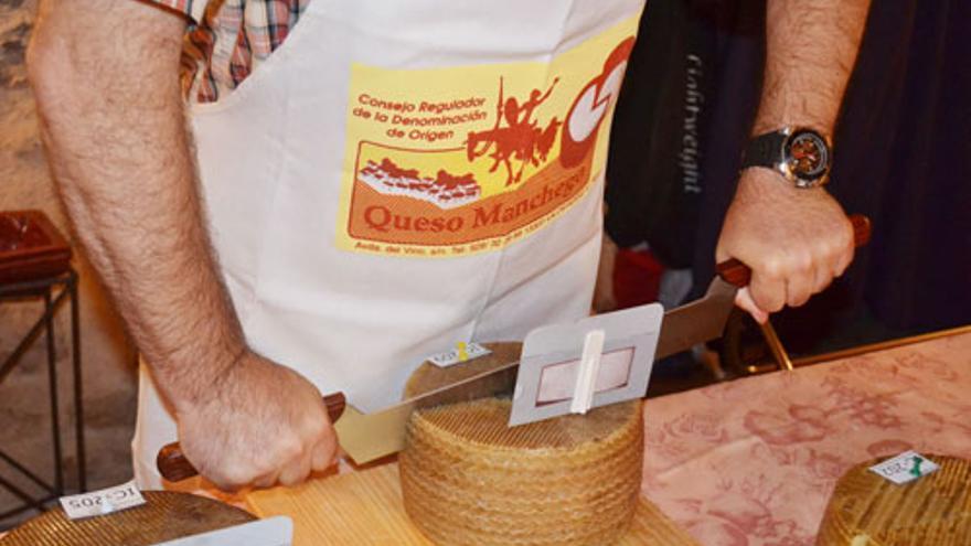 El queso, uno de los protagonistas