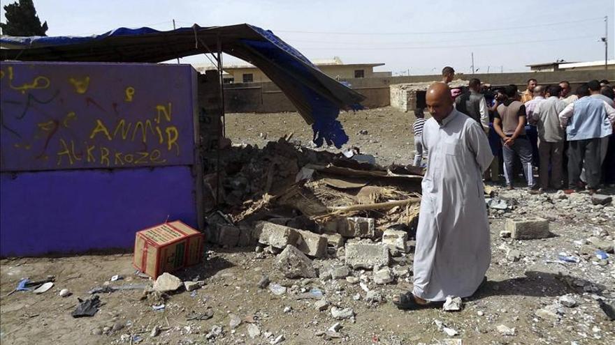 Al menos 7 muertos, entre ellos 4 soldados, en varios ataques en Irak