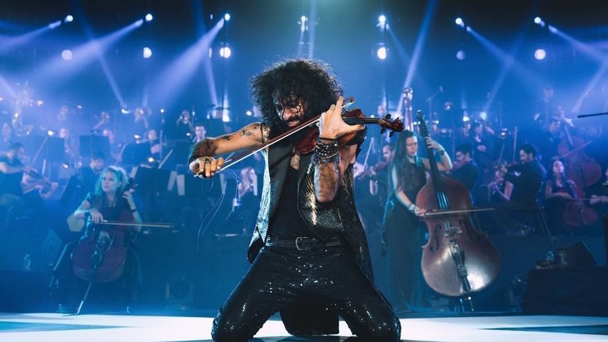 Ara Malikian presenta 'La increíble gira del violín' el próximo 16 de marzo en Fibes
