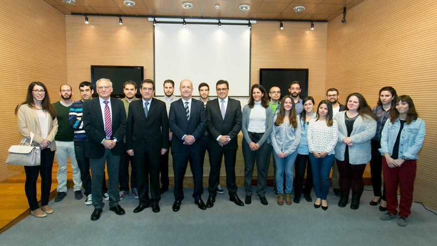 Treinta doctorandos inician en febrero su labor investigadora en Canarias.