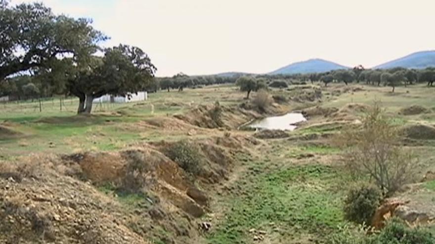 Proyecto para la explotación de una mina de litio en Cañaveral