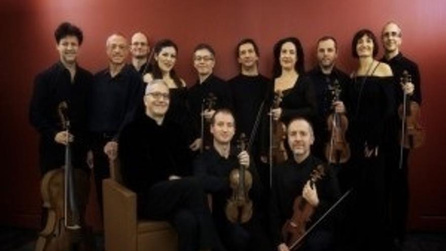 Capella Neapolitana lleva al Palacio de Festivales la música del Nápoles barroco