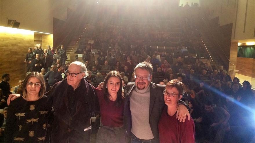 """Domènech (CatECP) al PP: """"Desbloquearemos el Govern. Hoy Cataluña y mañana España"""""""