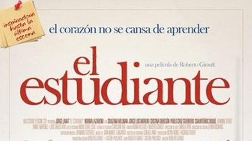 Película El estudiante