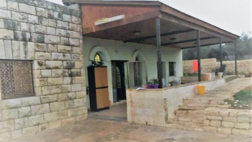 Casa de la familia Tamimi a Nabi Saleh