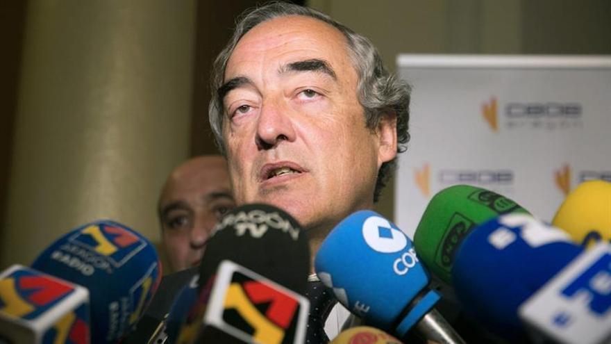 """Rosell:los empresarios quieren que el tema catalán se arregle """"políticamente"""""""