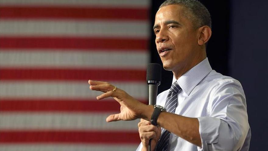Obama manda un mensaje contra la violencia doméstica en la gala de los Grammy