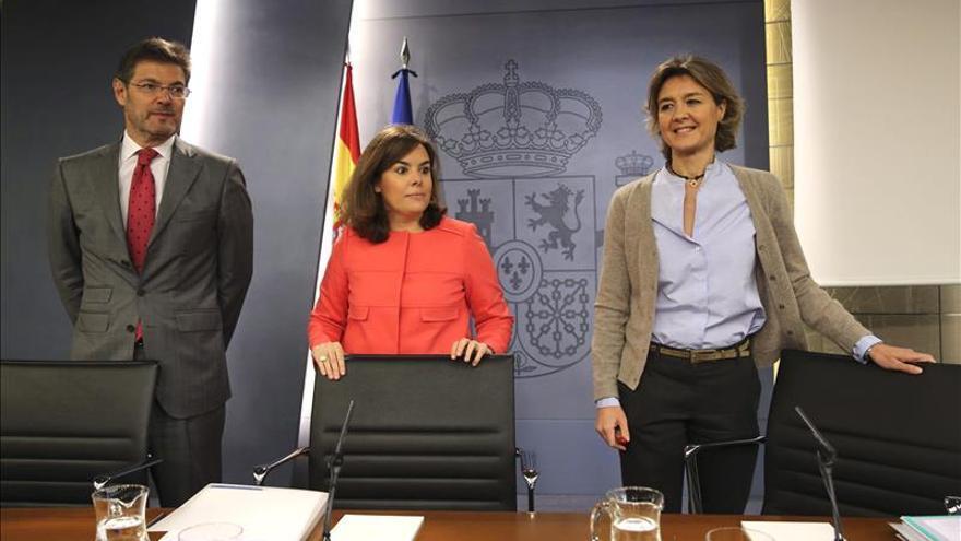 Catalá reitera que el Registro Civil seguirá siendo público y no se privatiza