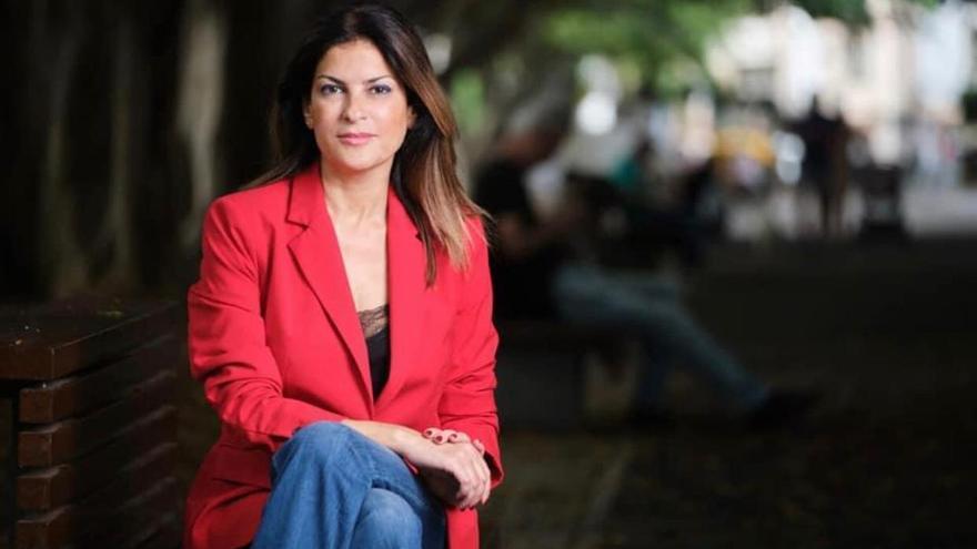 Matilde Zambudio, portavoz de Ciudadanos en Santa Cruz de Tenerife