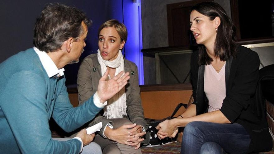 Podemos elige desde hoy entre Espinar y Maestre para liderar Madrid