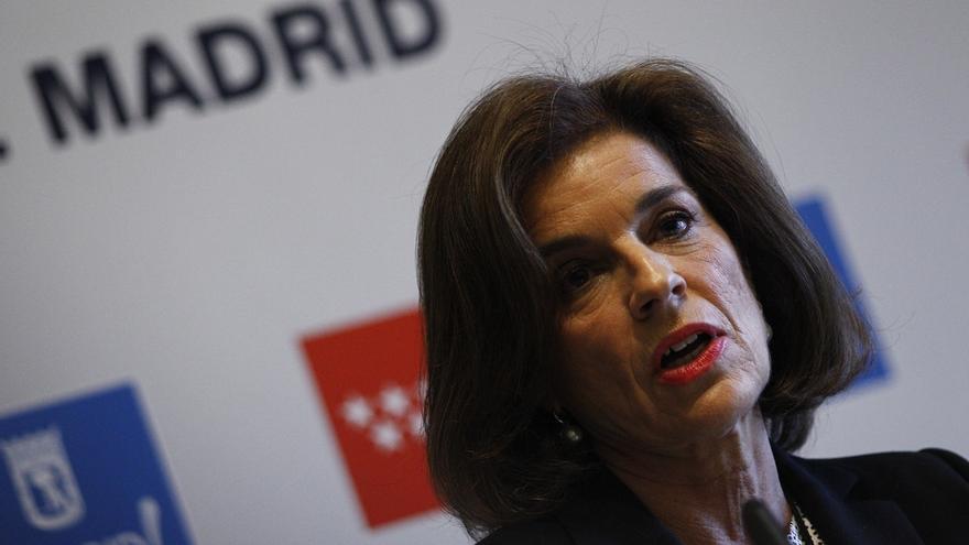 Archivan la denuncia contra Botella al no ver delito en el mantenimiento de símbolos franquistas