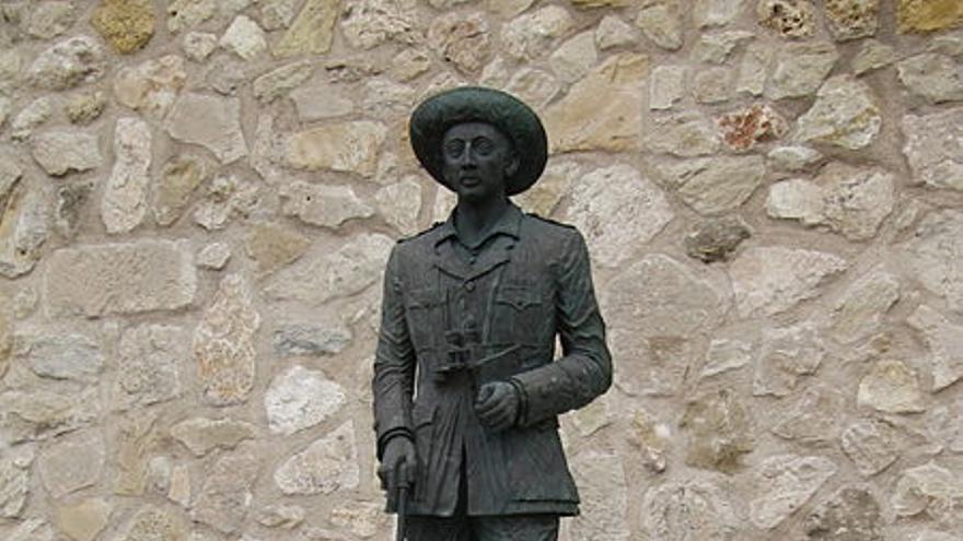 Estatua de Franco (Melilla)