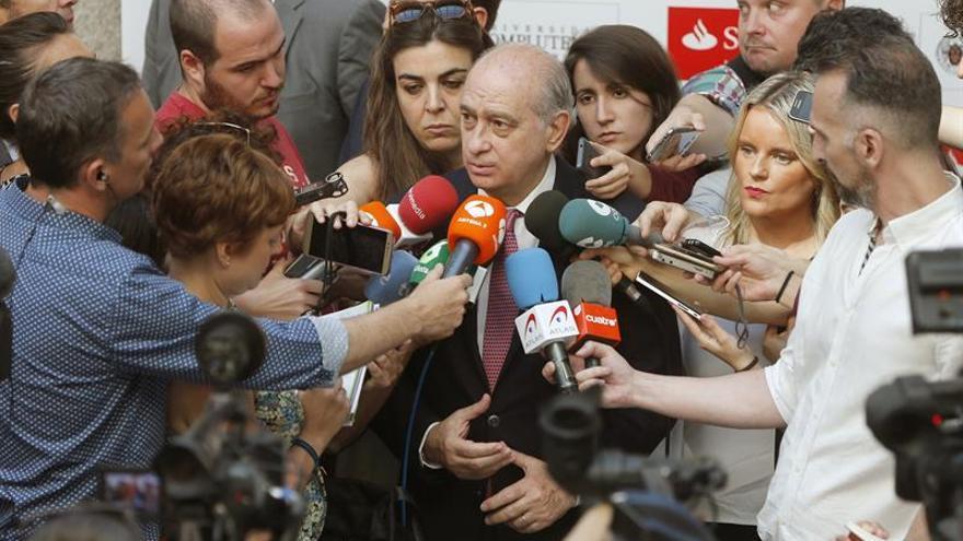 F. Díaz replica al Govern: El autor intelectual es el Estado de derecho