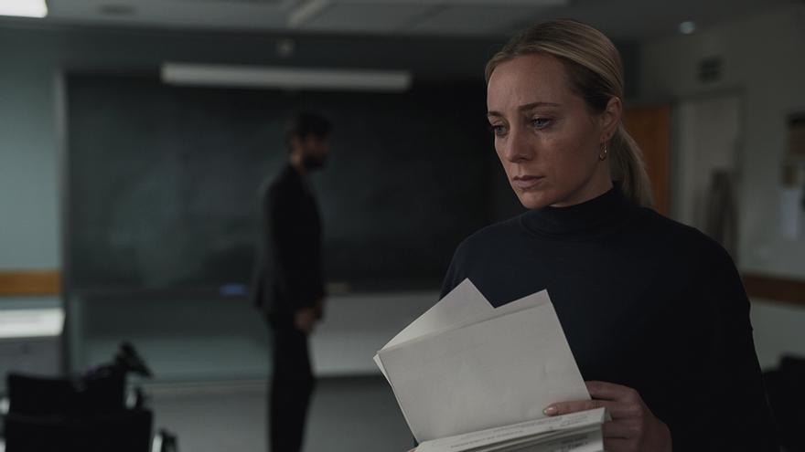 Ángela Cremonte y Javier Rey son los protagonistas de 'Mentiras'