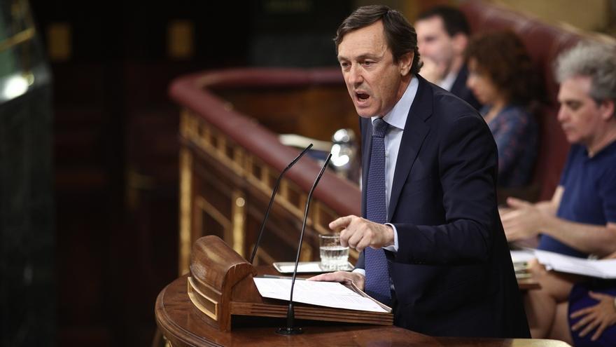 """Hernando (PP) dice que los españoles no merecen un Gobierno """"rehén"""" de """"populistas, independentistas y herederos de ETA"""""""