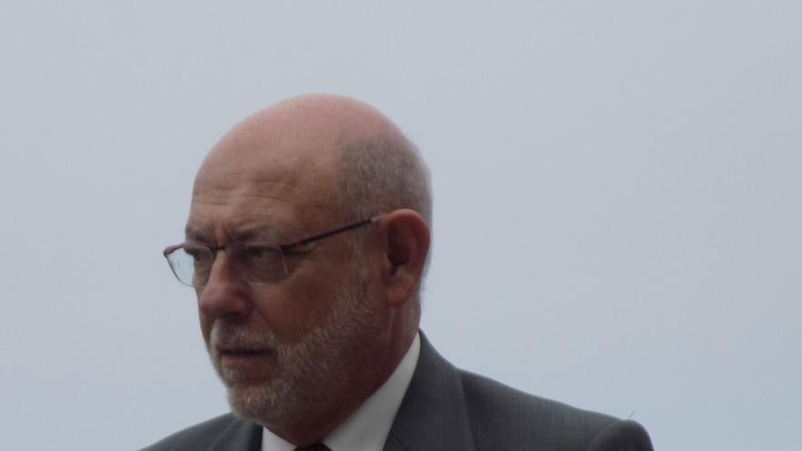 """El fiscal general está """"muy satisfecho"""" con la propuesta de Luzón al frente de Anticorrupción"""