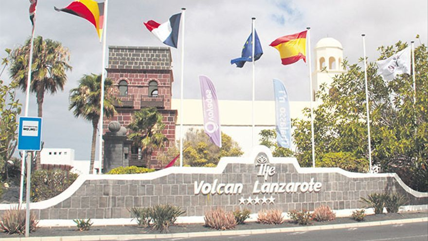 Hotel Volcán. (DIARIO DE LANZAROTE)