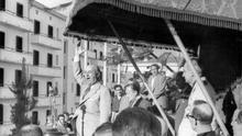 Aragón considerará a los asesinados en la guerra civil y el franquismo como víctimas de delitos de lesa humanidad
