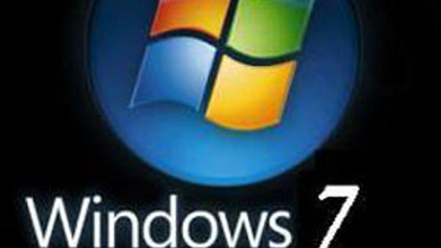 Logo de Windows 7.