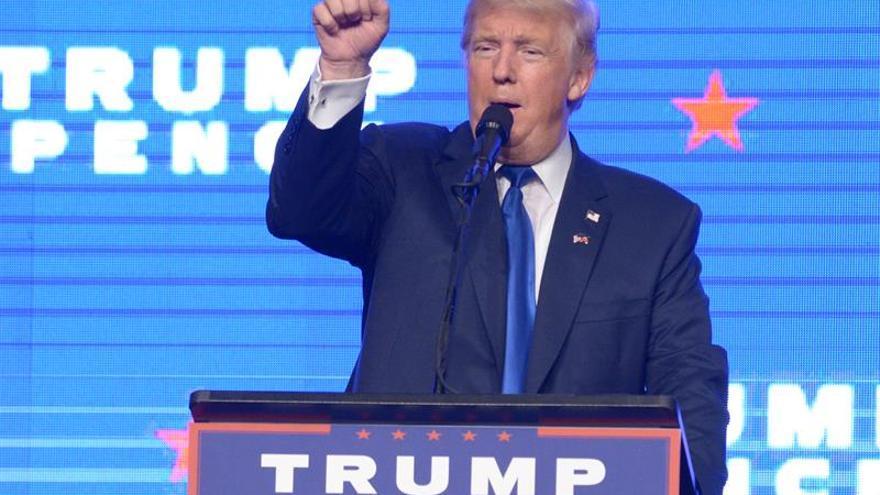 Trump anuncia su intención de retirar a EE.U.U del TPP