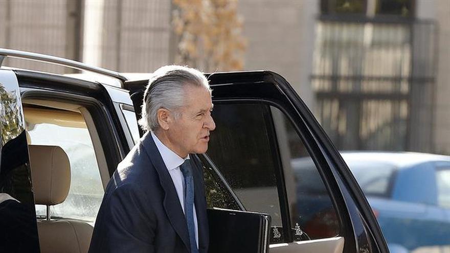 Blesa explica que ni Banco de España ni Hacienda objetaron nunca las tarjetas