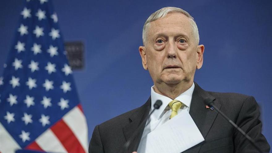 Mattis, optimista de que los aliados vayan a invertir más en la OTAN