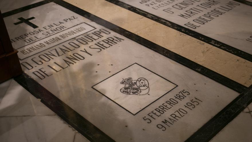 Convocan para el domingo una nueva concentración ante la Macarena por la tumba de Queipo de Llano