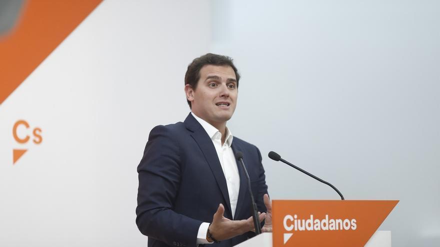 """Rivera afirma que el nuevo jefe de los Mossos """"menosprecia"""" a la mayoría de los catalanes y al resto de españoles"""