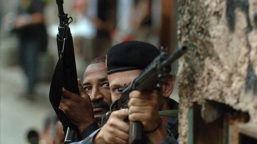 La violencia le costó a Brasil unos 100.000 millones de dólares en 2013