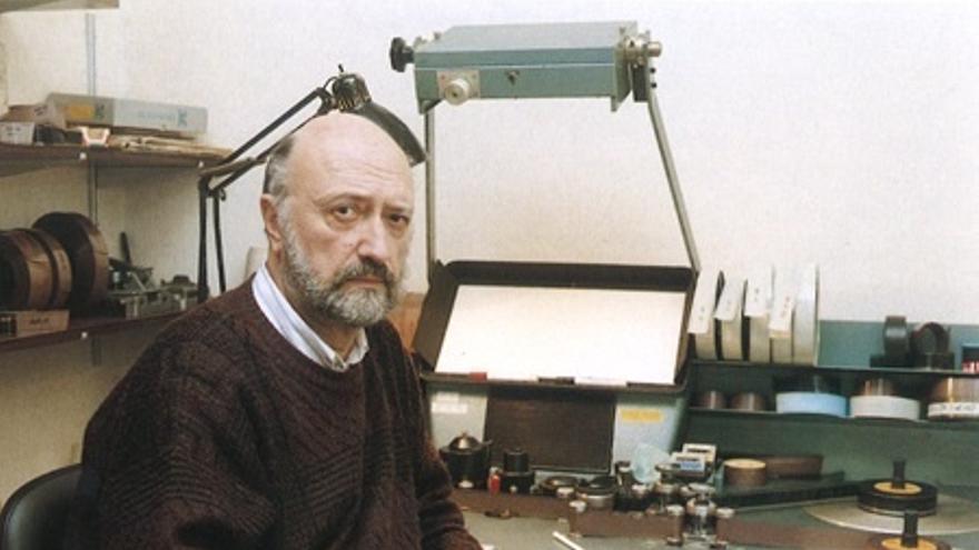 Fallece el cineasta y fotógrafo irunés Fernando Larruquert