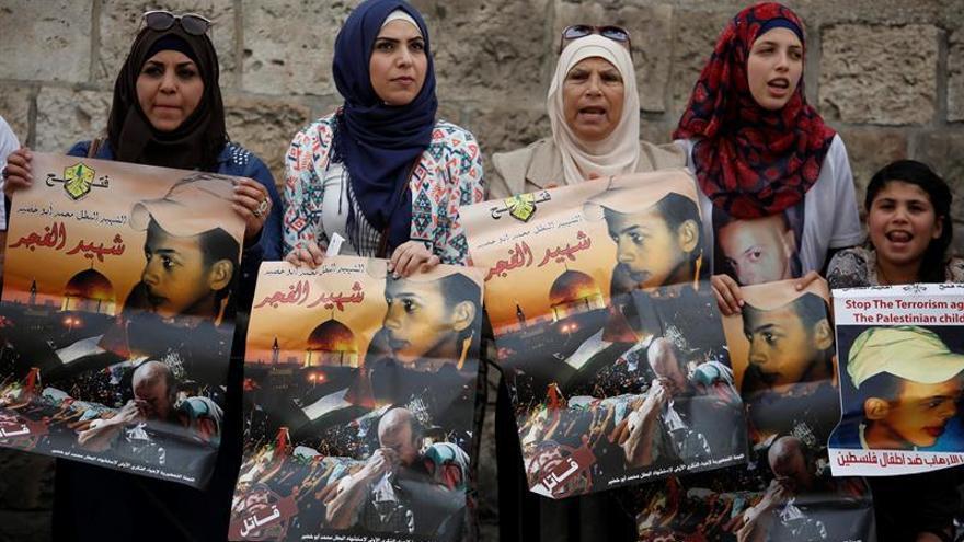 Condenado a cadena perpetua por el asesinato del joven palestino quemado vivo
