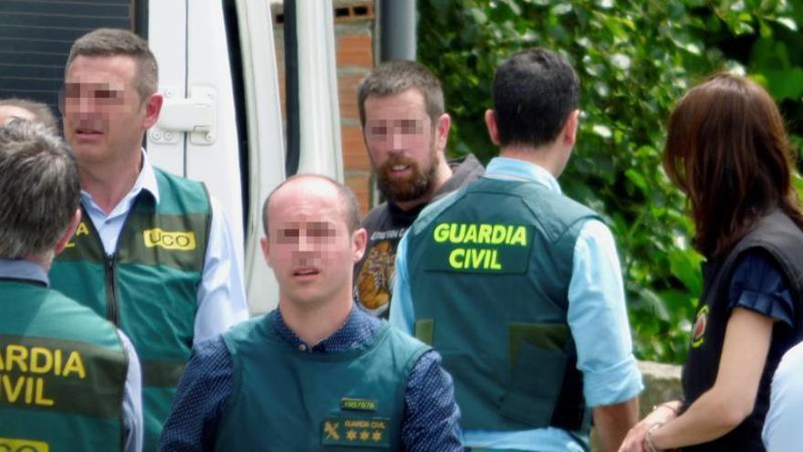 Juicio oral contra el Chicle por el intento de rapto de una joven en Boiro