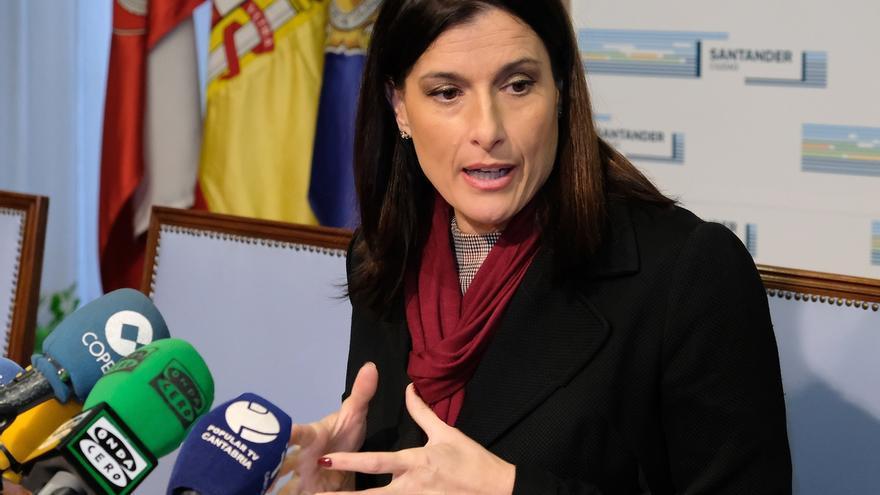 """Gema Igual cree que el resultado del PP """"no es extrapolable a nivel municipal"""""""