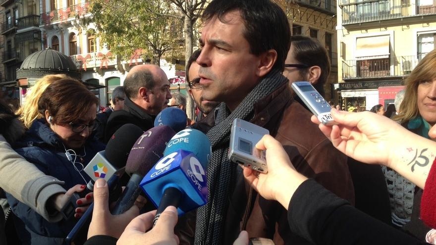 """UPYD cree que el PSOE acabará facilitando un Gobierno de Rajoy y luego hará un """"teatrillo"""" para justificarlo"""
