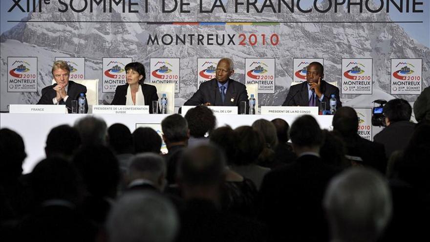 Senegal acoge mañana la XV Cumbre de la Francofonía