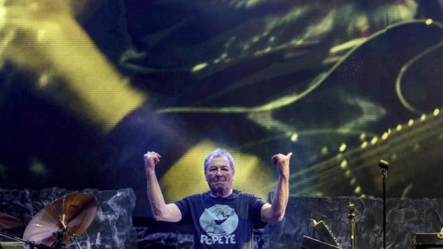 Deep Purple despliega en BEC toda su infinita leyenda en la gira del adiós