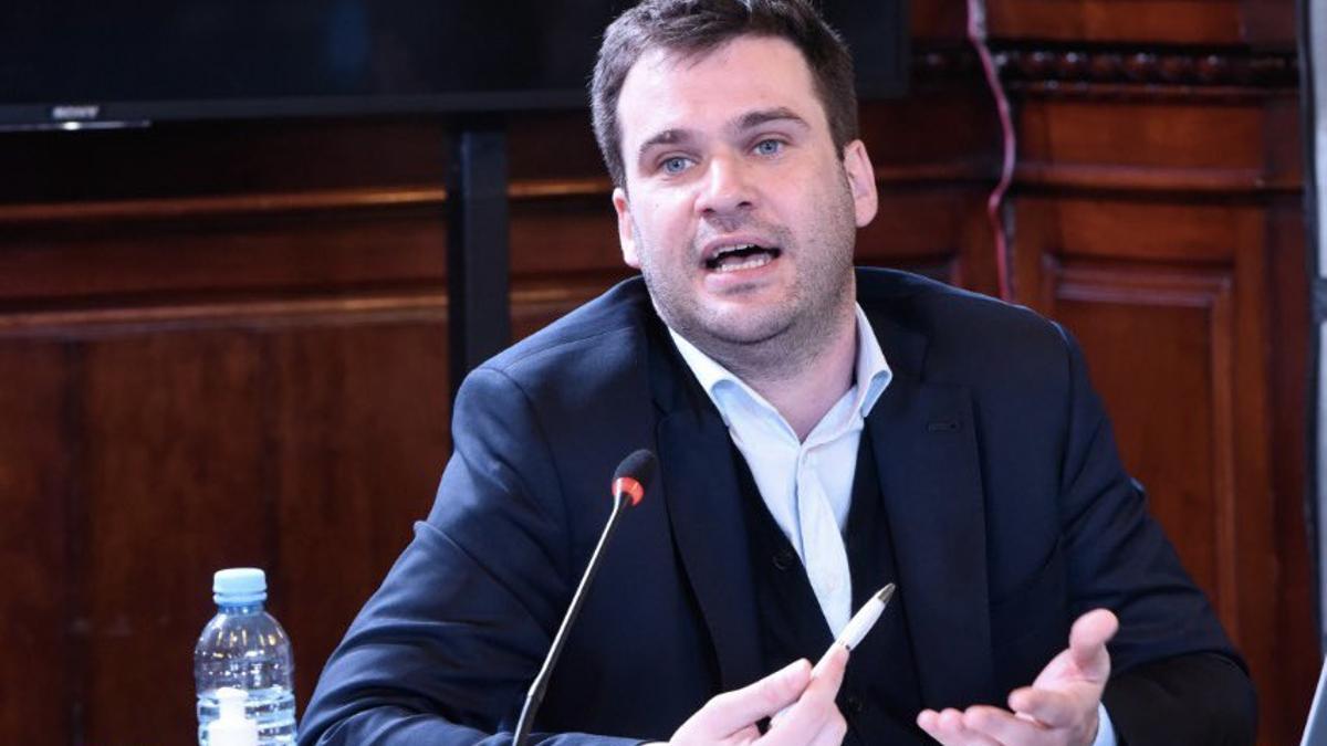 El diputado Juan Manuel López, de Juntos por el Cambio