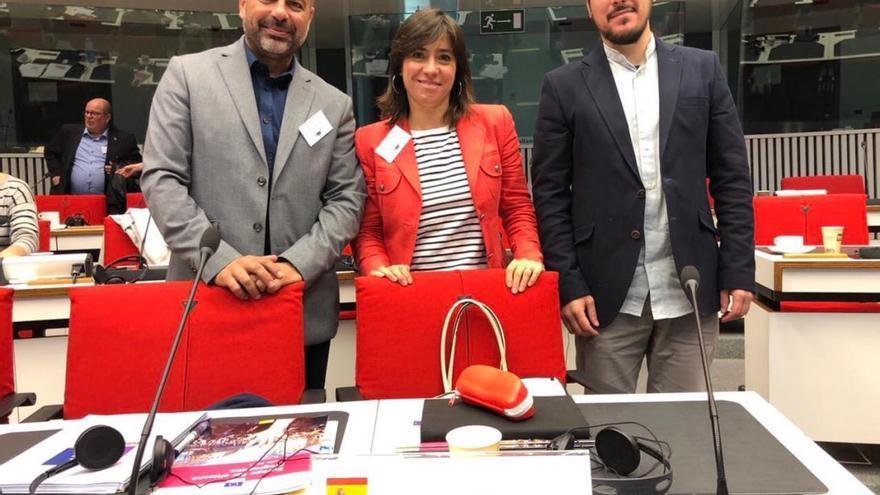 Castilla-La Mancha en Europa, participación europea